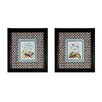 Sterling Industries Birds and Blooms 2 Piece Framed Graphic Art Set
