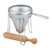 Mirro Canning Food Press with Wooden Pestle