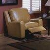 Omnia Furniture Mirage Leather Recliner