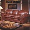 Omnia Furniture Torre Leather Sofa