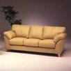 Omnia Furniture Nevada Leather Sofa