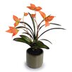 New Growth Designs Small Faux Cattleya Orchid