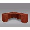 DMI Office Furniture Fairplex Corner Executive Desk