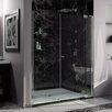 """DreamLine Allure 73"""" x 57"""" Frameless Pivot Shower Door"""