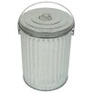 Witt Medium Duty Galvanized 10-Gal Economy Can and Lid