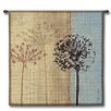 Fine Art Tapestries Abstract In The Breeze by Tandi Venter Tapestry