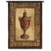 Fine Art Tapestries Classical Vessel Antiquity I by Jill O'Flannery Tapestry