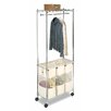 Whitmor, Inc Supreme Laundry Center with Shelf