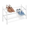 Whitmor, Inc Stackable/Expandable Shoe Rack