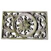 OrlandiStatuary Scroll Work Frame Statue