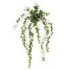 Distinctive Designs DIY Foliage Artificial Mini Pittsburgh Ivy Bush Hanging Plant (Set of 6)