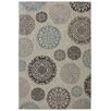 Mohawk Home Reflections Bob Timberlake Dragonfly Medallion Abyss Area Rug