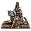 Design Toscano Cleopatra Astride the Great Sphinx Figurine