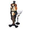 Design Toscano Sir Albert Bulldog, Dog of Mystery Figurine