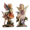 Design Toscano 2 Piece Fairy Dust Twins Garden Statue Set (Set of 2)