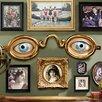Design Toscano Folk Art Optometrist Trade Wall Sculpture