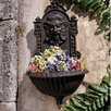 Design Toscano Greenman Sculptural Garden Wall Décor