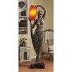 Design Toscano Art Deco Goddess of Light Sculptural Floor Lamp