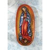 Design Toscano The Virgin of Guadalupe Religious Wall Décor