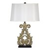 "Design Toscano Crowne Essex 28.5"" H Table Lamp with Empire Shade"