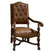 Design Toscano Villandry Spanish Revival Arm Chair