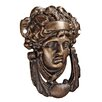Design Toscano Athena Authentic Foundry Door Knocker
