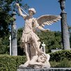 Design Toscano St. Michael The Archangel Garden Angel Statue