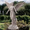 Design Toscano Angel of Patience Sculpture