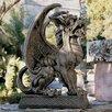 Design Toscano Argos Gargoyle Sentinel Statue