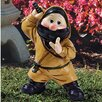 Design Toscano Far East Gnome Statue Set Ninja Statue