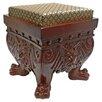 Design Toscano The Greenman Ottoman