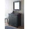 "Native Trails, Inc. Americana 30.5"" Anvil Vanity Set with Integrated Sink"