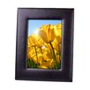 """Royce Leather Executive 5"""" x 7"""" Genuine Leather Picture Frame"""