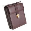 Royce Leather Royce Leather Jewelry Earrings and Necklace Storage Case
