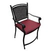 DC America Dining Arm Chair with Cushion
