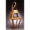 Northeast Lantern Uxbridge 3 Light Wall Lantern