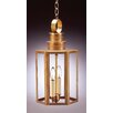 Northeast Lantern Hardwick 2 Light Outdoor Hanging Lantern