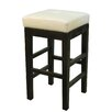 "New Pacific Direct Valencia 32.5"" Bar Stool with Cushion"