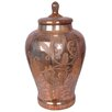 BIDKhome Fall Glass Urn