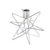 BIDKhome Star Iron Votive