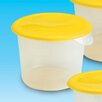 Rubbermaid Commercial Products 18-qt. Round Storage Container (Set of 6)
