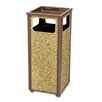 Rubbermaid Commercial Products 12-Gal Aspen Outdoor Sand Urn/Litter Receptacle