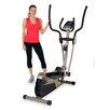 Exerpeutic Fitness 5000 Mobile App Tracking Magnetic Elliptical