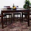 Sunny Designs Santa Fe Extendable Dining Table