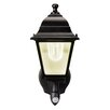Maxsa Innovations Battery Powered Motion-Activated 1 Light Sconce