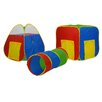 GigaTent Multiplex 3 Piece Play Set with 24 Balls
