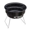 """GigaTent 64"""" Charcoal Grill with Cooler"""