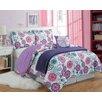 Luxury Home Daniella Comforter Set