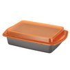 Rachael Ray Yum-O Nonstick Covered Cake Pan