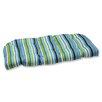 Pillow Perfect Topanga Outdoor Loveseat Cushion